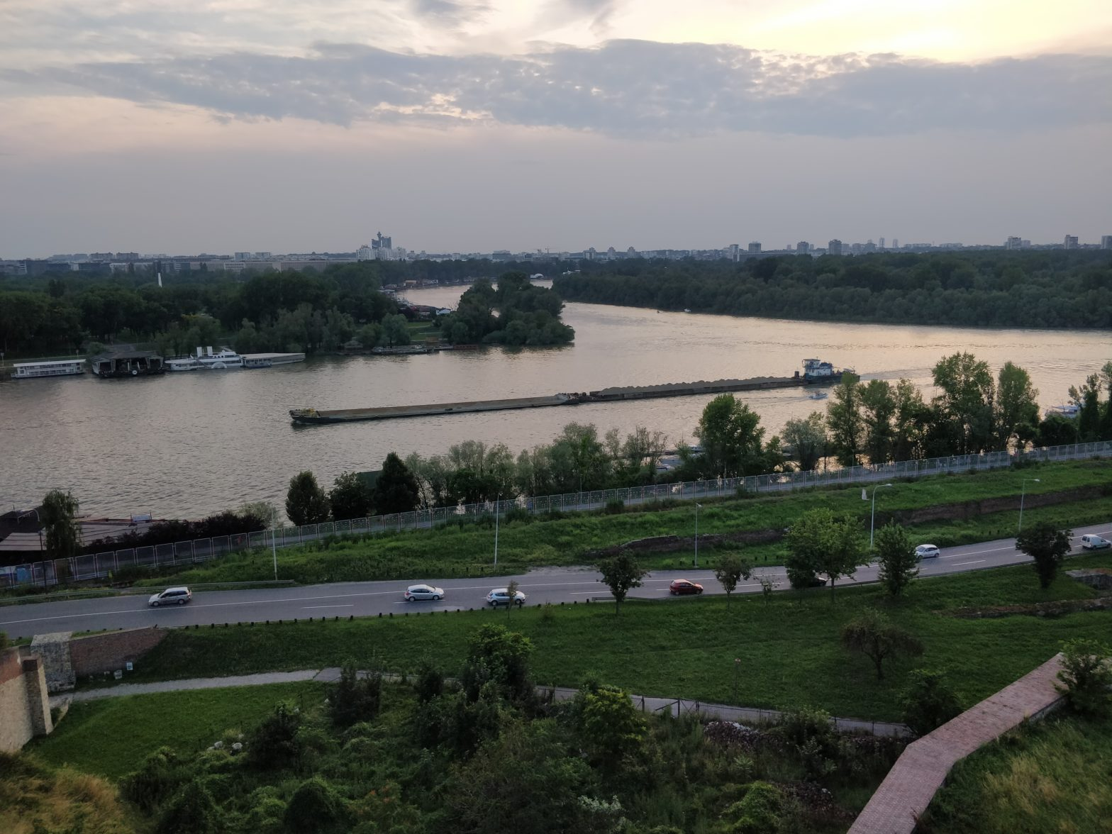 James Went To Belgrade
