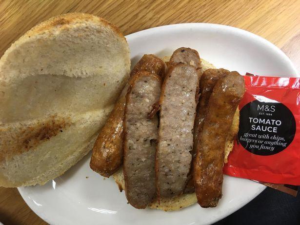 M&S Complaint – Sausage Drought